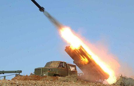 KCNA: 'NATO chau A' chan tam anh huong cua Nga - Trung - Anh 1