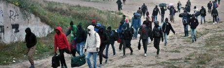 Phap xoa so trai ti nan Calais - Anh 2
