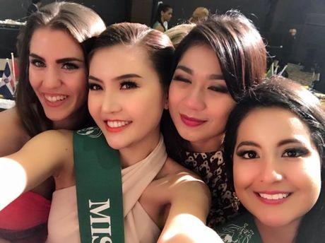"Ngoc Duyen va hanh trinh den vuong mien ""Nu hoang sac dep toan cau 2016"" - Anh 6"