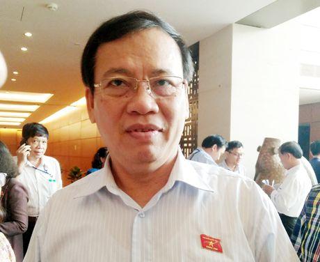 """Can tiep tuc lam ro sai pham cua ong Vu Huy Hoang """"den noi, den chon"""" - Anh 1"""