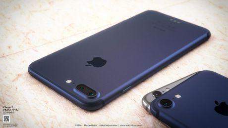 Phan biet iPhone 7 trang bi chip Intel hay Qualcomm - Anh 1