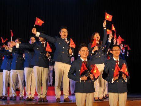 Doan Viet Nam toi Nhat Ban tham gia hanh trinh SSEAYP 43 - Anh 1