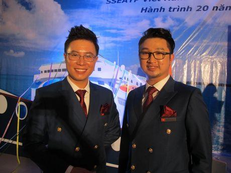 Doan Viet Nam toi Nhat Ban tham gia hanh trinh SSEAYP 43 - Anh 2
