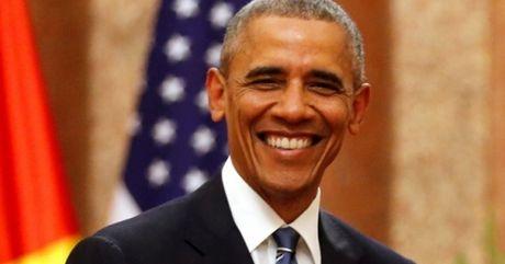 Video ve nhung khoanh khac vui nhon cua Tong thong Obama trong hai nhiem ky - Anh 1