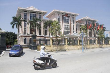 UBND tinh Quang Ninh bac bo de xuat dia diem xay dung tru so moi cua TP Ha Long - Anh 1