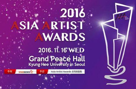 ASIA ARTIST AWARDS 2016: Bat ngo voi ket qua dot 1 giai 'Nam dien vien duoc yeu thich nhat' - Anh 1