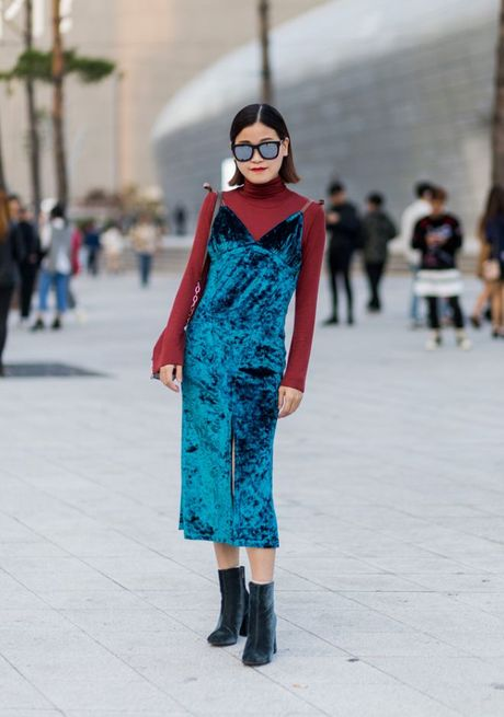 Chiem nguong loat xu huong thoi trang cuc chat tai Seoul Fashion Week - Anh 10
