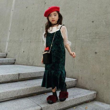 Chiem nguong loat xu huong thoi trang cuc chat tai Seoul Fashion Week - Anh 12