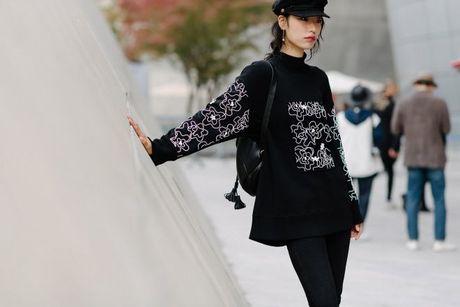 Chiem nguong loat xu huong thoi trang cuc chat tai Seoul Fashion Week - Anh 2