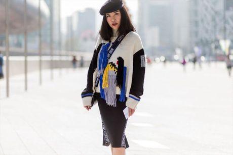 Chiem nguong loat xu huong thoi trang cuc chat tai Seoul Fashion Week - Anh 4