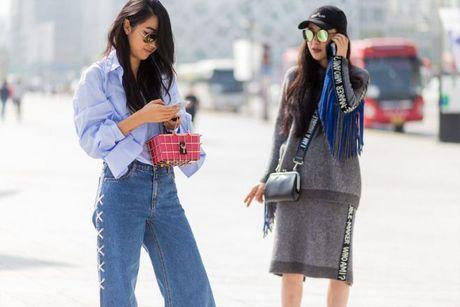 Chiem nguong loat xu huong thoi trang cuc chat tai Seoul Fashion Week - Anh 5