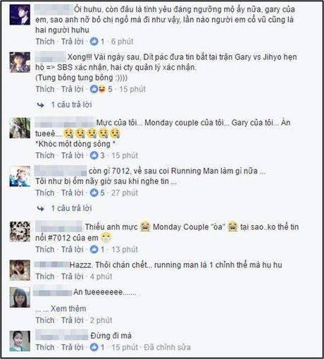 Cu dan mang 'tan nat coi long' khi thanh vien chu chot Kang Gary quyet dinh roi… Running Man - Anh 7