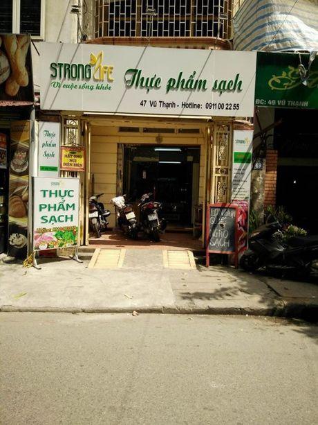 Thuc pham sach - nguon dinh duong an toan danh cho moi nguoi - Anh 1