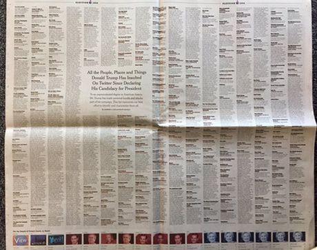 New York Times danh 2 trang cho nhung loi thoa ma cua Donald Trump - Anh 2