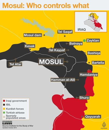 Bi don ep o Mosul, IS se chong cu the nao? - Anh 3