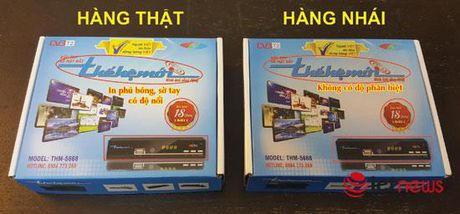 Khach hang lac vao 'ma tran' dau thu truyen hinh DVB-T2 - Anh 1