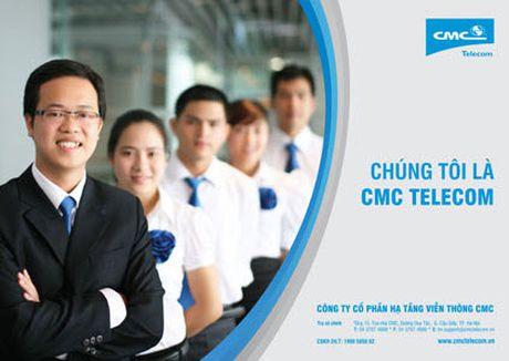 'CMC Telecom la hang dich vu ICT tien phong o Viet Nam' - Anh 1