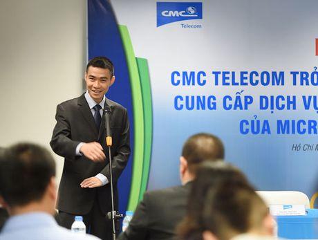 'CMC Telecom la hang dich vu ICT tien phong o Viet Nam' - Anh 2