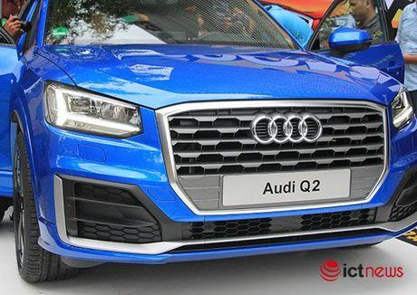 Can canh xe sang Audi Q2 vua ra mat tai Viet Nam - Anh 13