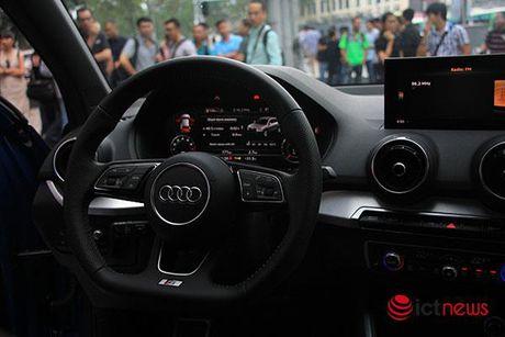 Can canh xe sang Audi Q2 vua ra mat tai Viet Nam - Anh 17