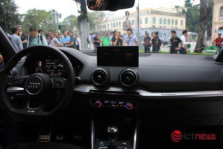 Can canh xe sang Audi Q2 vua ra mat tai Viet Nam - Anh 4