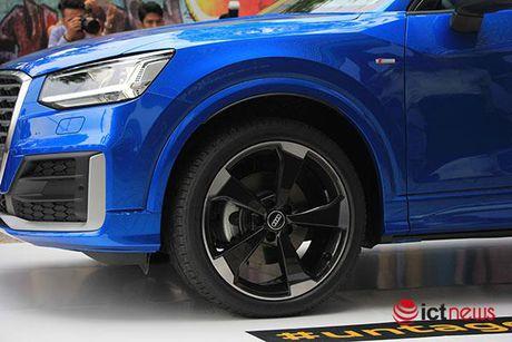 Can canh xe sang Audi Q2 vua ra mat tai Viet Nam - Anh 7