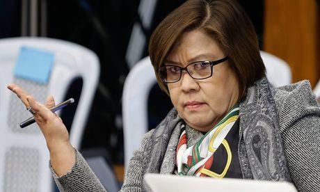 Thuong nghi si Philippines keu goi dieu tra ong Duterte - Anh 2