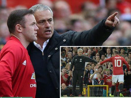 Mourinho thang thung khuyen Rooney nen chia tay M.U - Anh 1