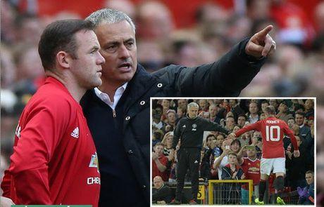 Mourinho thang thung khuyen Rooney nen chia tay M.U - Anh 2