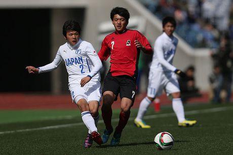 Ritsu Doan: Hiem hoa cho hang thu U19 Viet Nam - Anh 1