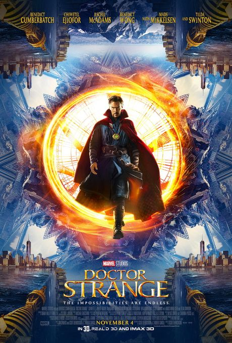 Doctor Strange: Ga nguoi pham so huu quyen nang phu thuy - Anh 1
