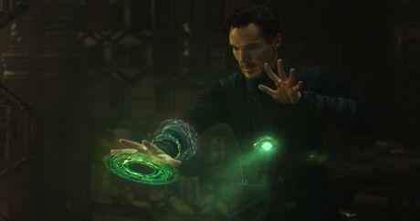 Doctor Strange: Ga nguoi pham so huu quyen nang phu thuy - Anh 2