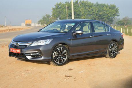 Honda Accord Hybrid gia tu hon 55.000 USD tai An Do - Anh 1