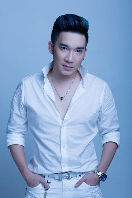 Nguyen Hong Nhung tai ngo Quang Ha trong liveshow rieng - Anh 1