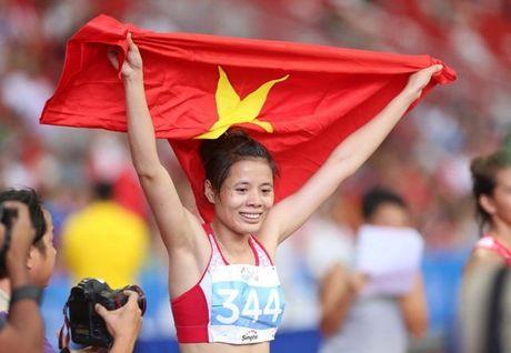 Nhan tai tro 'khung', dien kinh Viet Nam quyet but pha - Anh 1