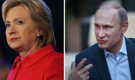Tong thong Putin: Ba Clinton chong Nga, ong Trump cau thi - Anh 1