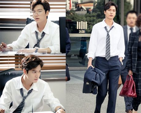 Phim moi cua my nam Lee Min Ho duoc voi ban gia 'khung' - Anh 3