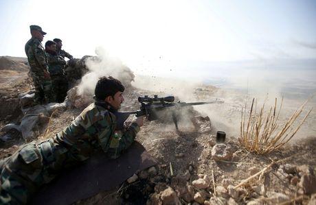 Iraq don dap tan cong, don duong gianh Mosul - Anh 1