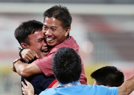 Dau an HLV Hoang Anh Tuan trong chien tich lich su cua U19 Viet Nam - Anh 1