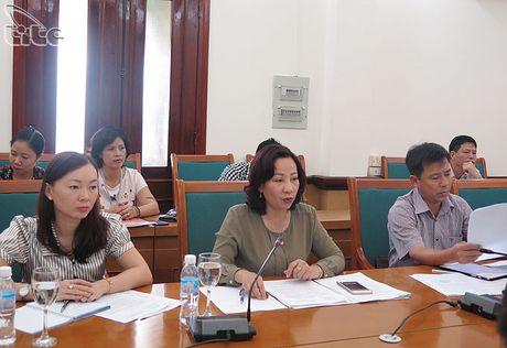 Tong cuc truong Nguyen Van Tuan lam viec voi UBND tinh Quang Ninh - Anh 3