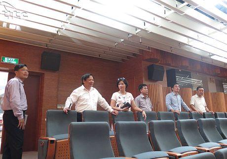 Tong cuc truong Nguyen Van Tuan lam viec voi UBND tinh Quang Ninh - Anh 8