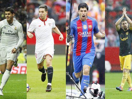 Atletico Madrid qua thieu giai phap tan cong - Anh 1