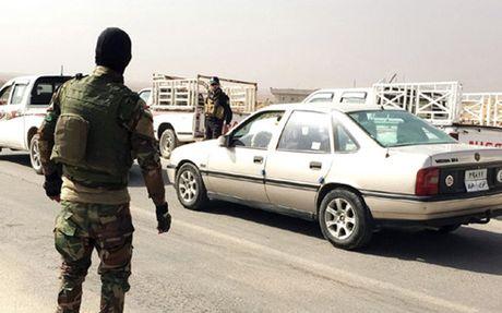 Binh si nguoi Kurd ke chuyen giao chien ac liet voi IS o Mosul - Anh 2