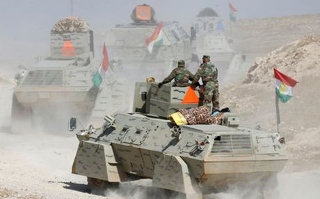 Iraq: Khong co binh linh Tho Nhi Ky nao tham gia tran chien tai Mosul - Anh 1