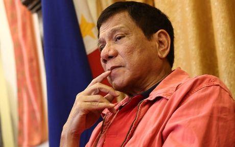 Tong thong Duterte tham Nhat: Xoa diu su tuc gian cua nuoc chu nha - Anh 1