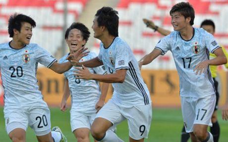 Tieu diem the thao: U19 Nhat Ban va U19 Iran vao ban ket U19 chau A - Anh 1