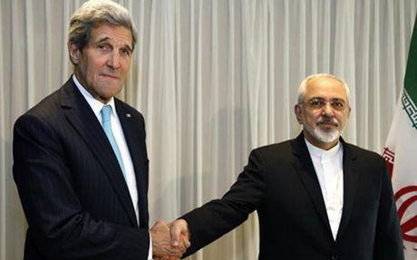 Ngoai truong My va Iran doat giai thuong ngoai giao quoc te - Anh 1