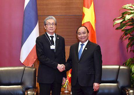 Viet Nam-Thai Lan phan dau nang kim ngach song phuong len 20 ty USD - Anh 1