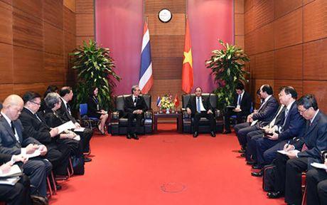Viet Nam-Thai Lan phan dau nang kim ngach song phuong len 20 ty USD - Anh 2