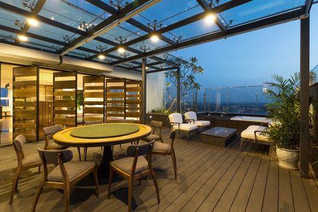 Can ho penthouse 250m² cua chang trai doc than dep ngat ngay o Ha Noi - Anh 14